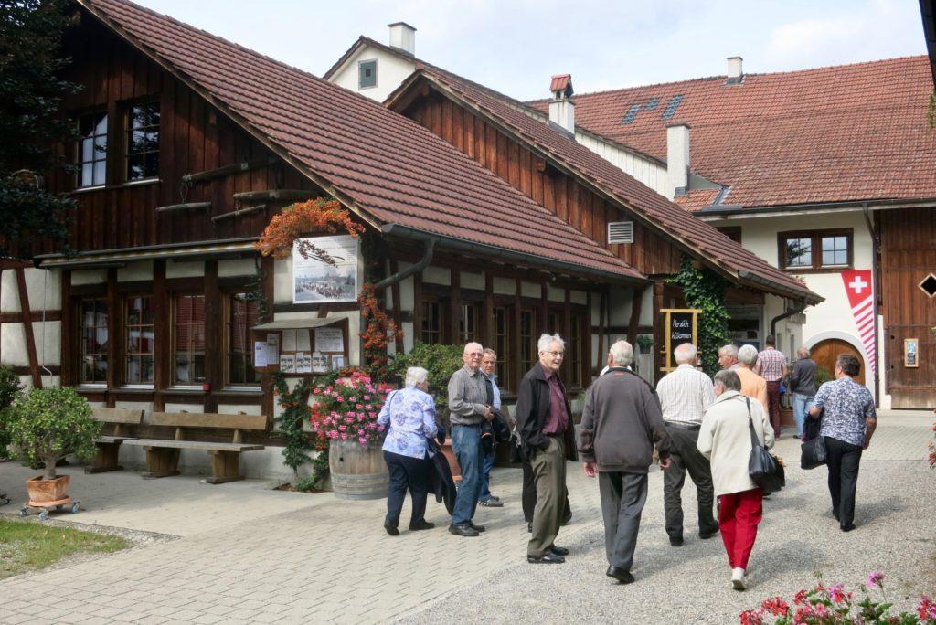 Seniorenfahrt nach Hallau inkl. Schiffahrt Eglisau - Rüdlingen
