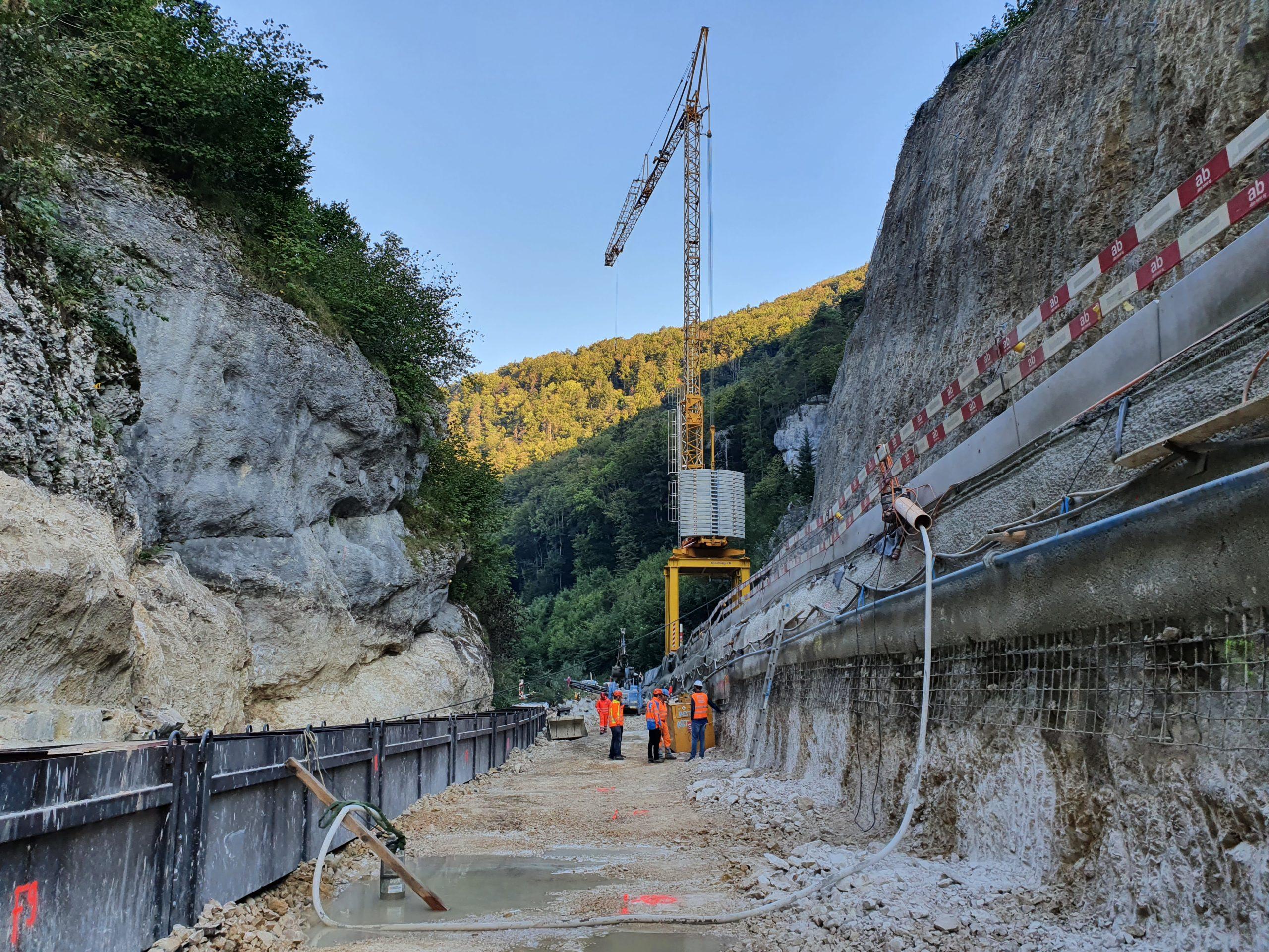 Lange Brücke Niveau Lüssel